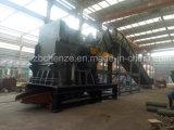 Coche de los residuos de metal hidráulica trituradora de recorte de Shell