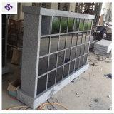 최신 판매 묘지를 위한 Polished Shanxi 까만 화강암 비둘기집