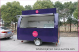 Nahrungsmittelwohnwagen, Küche-LKW, Lebesmittelanschaffung, System, bewegliche Werkstatt, Büro, Qualitätsschlußteil