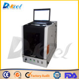 Metal를 위한 Quality 최고 Economic 20W Fiber Laser Marking Machine