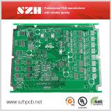 Монтажная плата печатание PCB двойного слоя