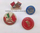 Изготовленный на заказ значок сувенира, рекламируя Pin отворотом (GZHY-LP-022)