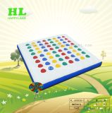 Надувные учебных Tic Tac Toe игры для детей и взрослых