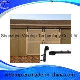 Puertas correderas de madera Hardware y sistema de la puerta de la puerta del granero (BDH-12)