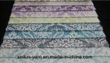 Tela hermosa de la impresión del poliester de la tapicería para el sofá