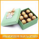 Gedrucktes Schokoladen-Kasten-Verpacken (BLF-GB543)