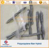 Fibra ibrida del polipropilene per calcestruzzo