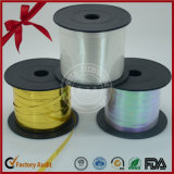 SGS Green Metalized Film Curly Ribbon of Gift Packaging pour Thanksgiving