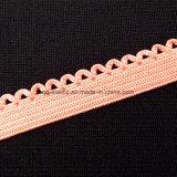singolo colore Comez di 10mm che lavora a maglia l'elastico di Pikot