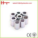 Embout hydraulique de couplage de pipe de tube de Directely d'usine pour le boyau (00621)