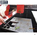 Máquina de estaca hidráulica da folha do metal do cortador barato do plasma