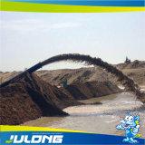 La Chine Hydraaulic Cutter drague d'aspiration de l'équipement pour l'extraction de sable dans la rivière