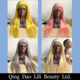 Lilibeautyltd短いボブのかつらのブラジルのRemyの毛の黒人女性王のためのローザQueenまっすぐなレースの前部人間の毛髪のかつら