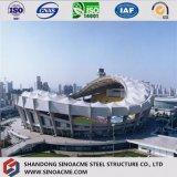 Модульный Ce сертифицирована сегменте панельного домостроения в стальные конструкции здания стадиона