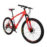 26インチ21の速度のディスクブレーキのアルミ合金山の自転車