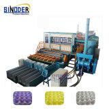 Bandeja de moldagem de celulose tabuleiro de ovos da máquina Linha de Produção de alimentação de fábrica
