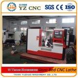 CNC van de Precisie van China de Draaibank van het Bed van de Helling