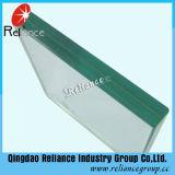 박판으로 만들어진 유리 또는 층 Glass/PVB 유리 6.38-12.38mm를 가진 또는 실크 유리 탄알 증거