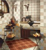 Gele en Gouden Ceramiektegels Populair op Weastern Algemene Vergadering Decoraiton