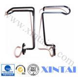 Forma inoxidable del alambre de acero de la alta calidad retractable de encargo