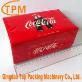 Serviette en papier tissu tissu Machine d'emballage d'emballage