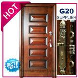 Moderne vordere Stahltür der heißen Sicherheits-2017 für Haus (EF-S161C)