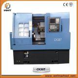 Ck38t 무거운 기우는 침대 중국 CNC 선반 기계