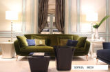 Salone Sofa con Fabric Sofa per Modern Furniture