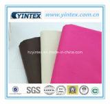 Fabbricato di cotone puro di serie di colore del Manufactory