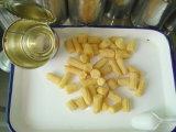 赤ん坊トウモロコシの高品質の切口によって缶詰にされる赤ん坊トウモロコシ