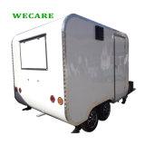 Wecareの製造業者のファースト・フードはセリウムが付いている移動式食糧トレーラーをトラックで運ぶ