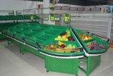 Porte-bagages à fruits frais en acier supermarché