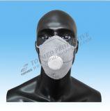 Mascherina di polvere a gettare di alta qualità, mascherina chimica, mascherina protettiva Ffp3 di crepuscolo