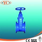 Dn80 GOST Wcb Válvula gaveta de fabricante de Água