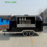台所装置が付いている昇進の食糧トレーラー