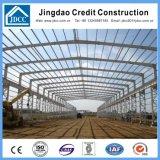 Construction de structure métallique d'atelier d'usine de coût bas