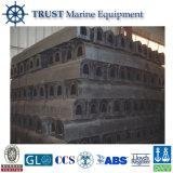 Tipo marina defensa de la nave del caucho del barco de la nave del muelle de D