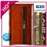 Best Price Security Exterior Steel Iron Door (EF-S007)