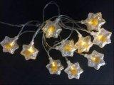 Lumière neuve de chaîne de caractères de 10lt DEL avec la décoration de bille, lumière de Noël