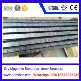 Séparateur Permanent-Magnétique de rouleau pour Roughing magnétique de minerais et Enrichment718