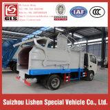 Abfall-Förderwagen-Abfall-Träger Dongfeng Kran-Wannen-Abfall-Förderwagen6 Cbm-4*2