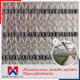 Ткань тени длины 10m~100m внутренняя алюминиевая