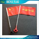 Drapeau de bicyclettes en PVC personnalisé avec poteaux en fibre de verre (M-NF15P07005)