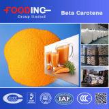Categoría alimenticia orgánica del betacaroteno