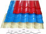 La calidad Zd-High enrolladora de hoja de techo de tejas vidriadas