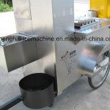 Fritadeira móvel de alta qualidade Carrinho de alimentos, comida veículos para venda na China, carrinho de cachorro quente