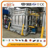 Máquina de painel de parede de grânulos de poliestireno EPS de peso leve de cimento