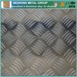 Heiße Checkered Aluminiumplatte des Verkaufs-7020