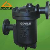 反対のバケツの蒸気トラップ(GACS45H)