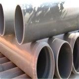 Korrosionsbeständiges Rohr des Belüftung-Rohr-PVC-U für Wasserversorgung